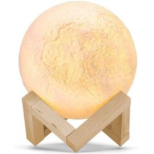 Other - New Moon Lamp,GreenClick 3D Moon Lamp 3 Color Moon